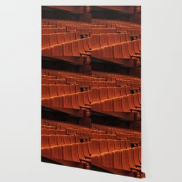 Cinema theater stage seats Wallpaper