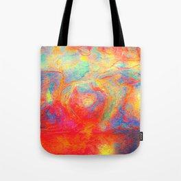Steel 5085B - Abstract Tote Bag