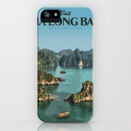 Visit Hạ Long Bay iPhone Case