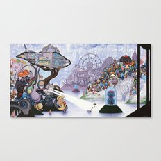 Rites of Passage Canvas Print
