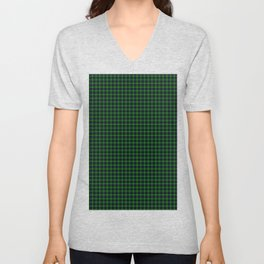 MacDonald of the Isles Tartan Unisex V-Neck