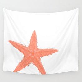 Coral Starfish Wall Tapestry