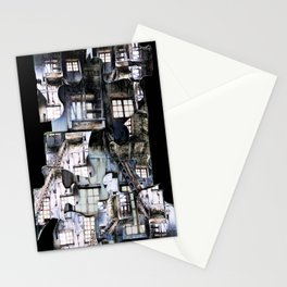 Oliver Twist House Stationery Cards