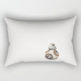 BB-8, starwars painting Rectangular Pillow