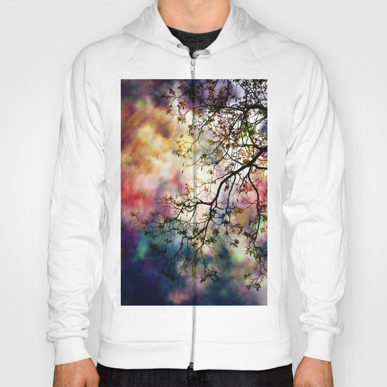 the Tree of Many Colors Hoody