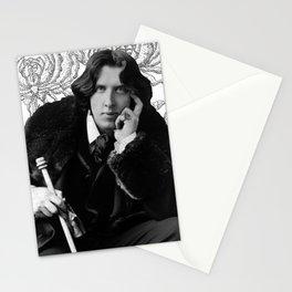 Oscar Wilde Stationery Cards