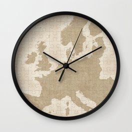 Globalisation Wall Clock