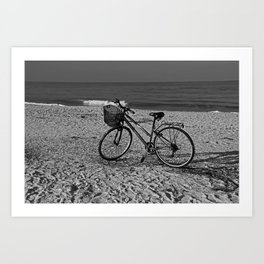 Great Day for a Ride Art Print