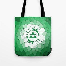 Legend Of Zelda Triforce Tote Bag