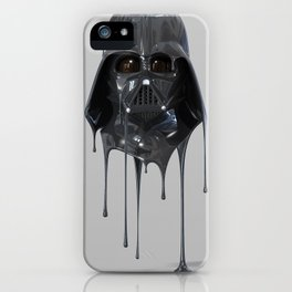 Darth Vader Melting iPhone Case