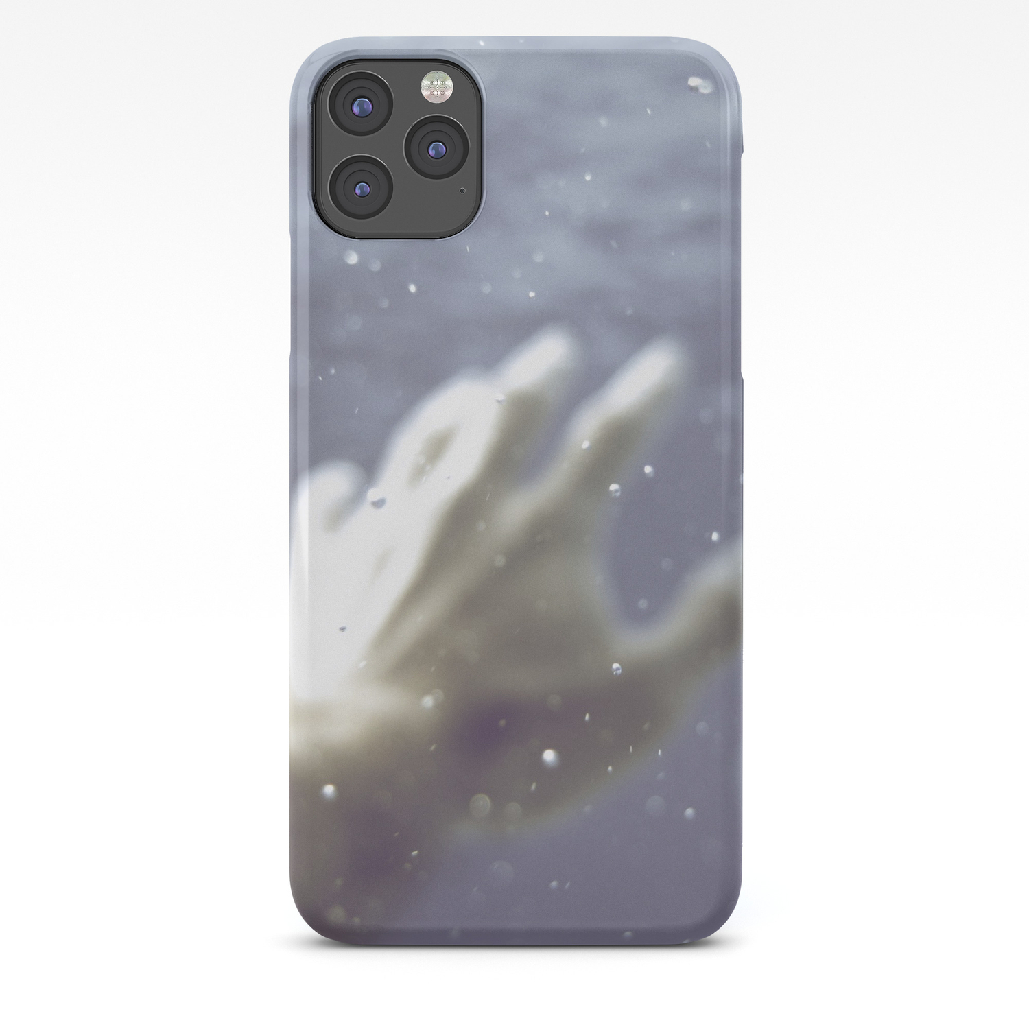 Drowned in space iPhone 11 case