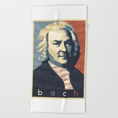 Bach Beach Towel