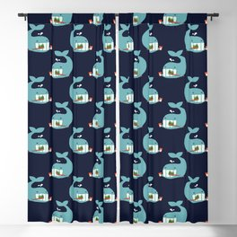 Brush Your Teeth Blackout Curtain