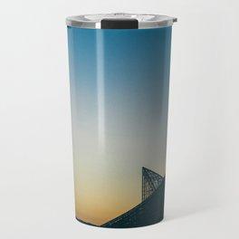 Chattanooga Sunset Travel Mug