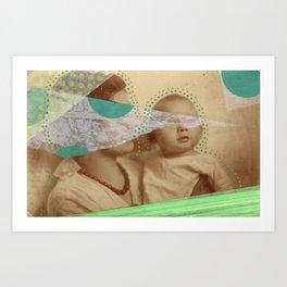 Madeo (Mother) Art Print