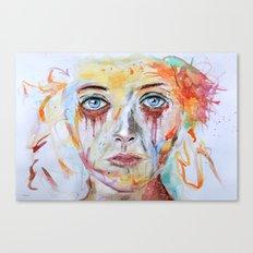 Deep Soul 11 Canvas Print