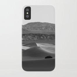Mesquite Flat Sand Dunes iPhone Case