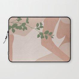 Peacefully Resting Laptop Sleeve
