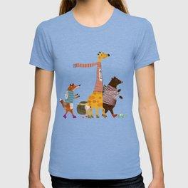 the fun run T-shirt