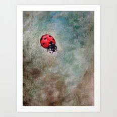 Choosing my own adventure Art Print