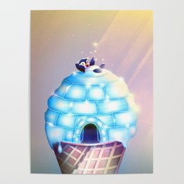 Igloo Flavour Poster