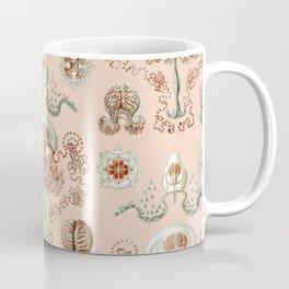 Ernst Haeckel - Jellyfish Scientific Illustration Coffee Mug