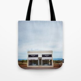 Marfa Still Life Tote Bag