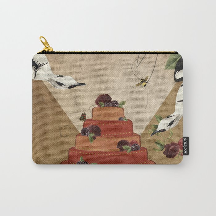 Let Them Eat Cake :: II Carry-All Pouch