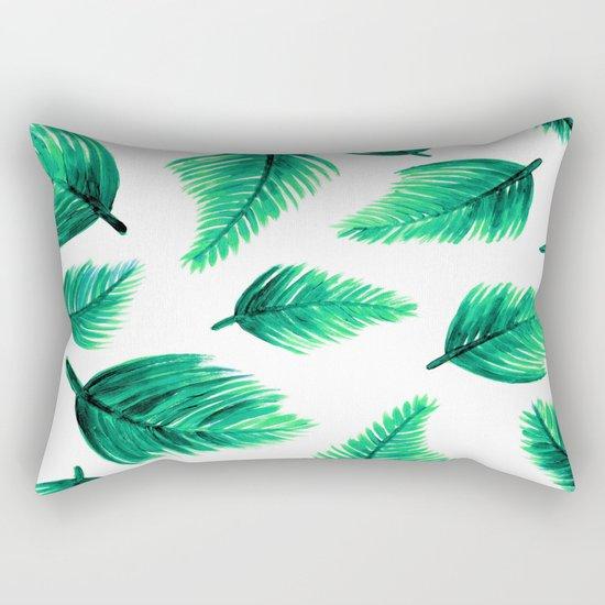 minimalist pattern Rectangular Pillow
