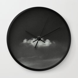 Clouds 19 Wall Clock