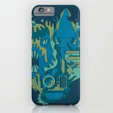 Deep Blue Sea Slim Case iPhone 6s