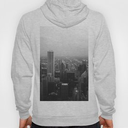 Chicago evening Hoody