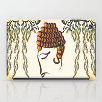 buddha iPad Cases featuring Buddha by famenxt