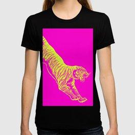 Tiger Running T-shirt