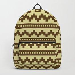 Pixel Sand Side Scroller Backpack