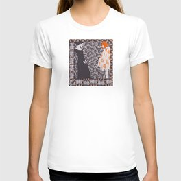 Early Spring by Koloman Moser T-shirt