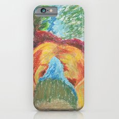 Abstract Landscape III iPhone 6s Slim Case