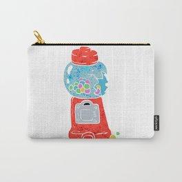 Bubble gum machine. Carry-All Pouch