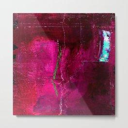 Into The Blue No.3e by Kathy Morton Stanion Metal Print