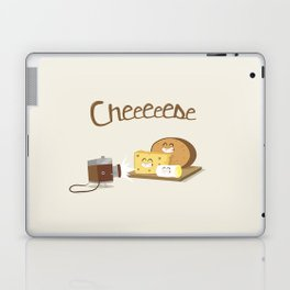 cheeeese Laptop & iPad Skin