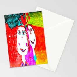 LOVE iN CHiLDHOOD | AGAIN |EROS Stationery Cards
