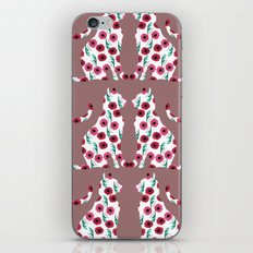 Flowercats! iPhone & iPod Skin