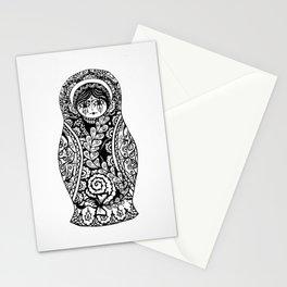 матрёшка Stationery Cards