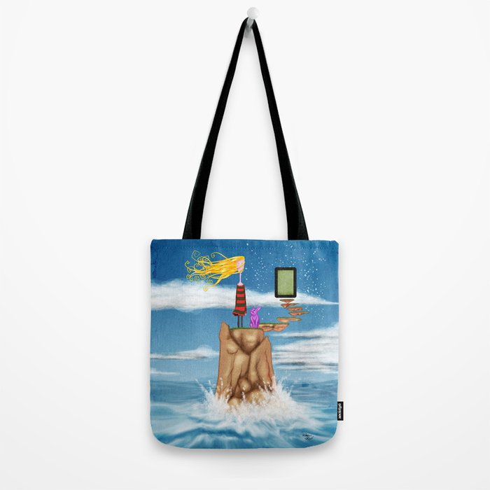...Unadjusted... Tote Bag