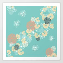 Cockles and Mussels Art Print