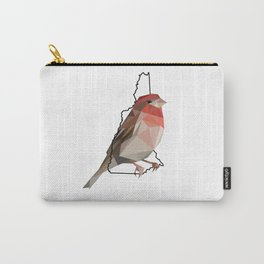 New Hampshire – Purple Finch Carry-All Pouch