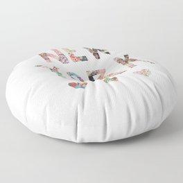 New York love Floor Pillow