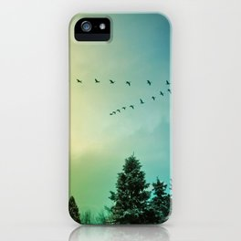 Rise Above It iPhone Case