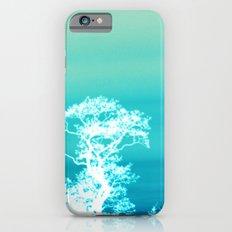 Negative Trees iPhone 6s Slim Case