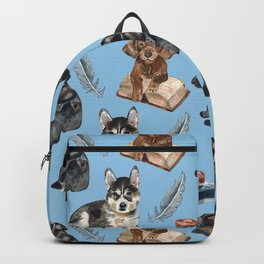 School of dogs Backpack